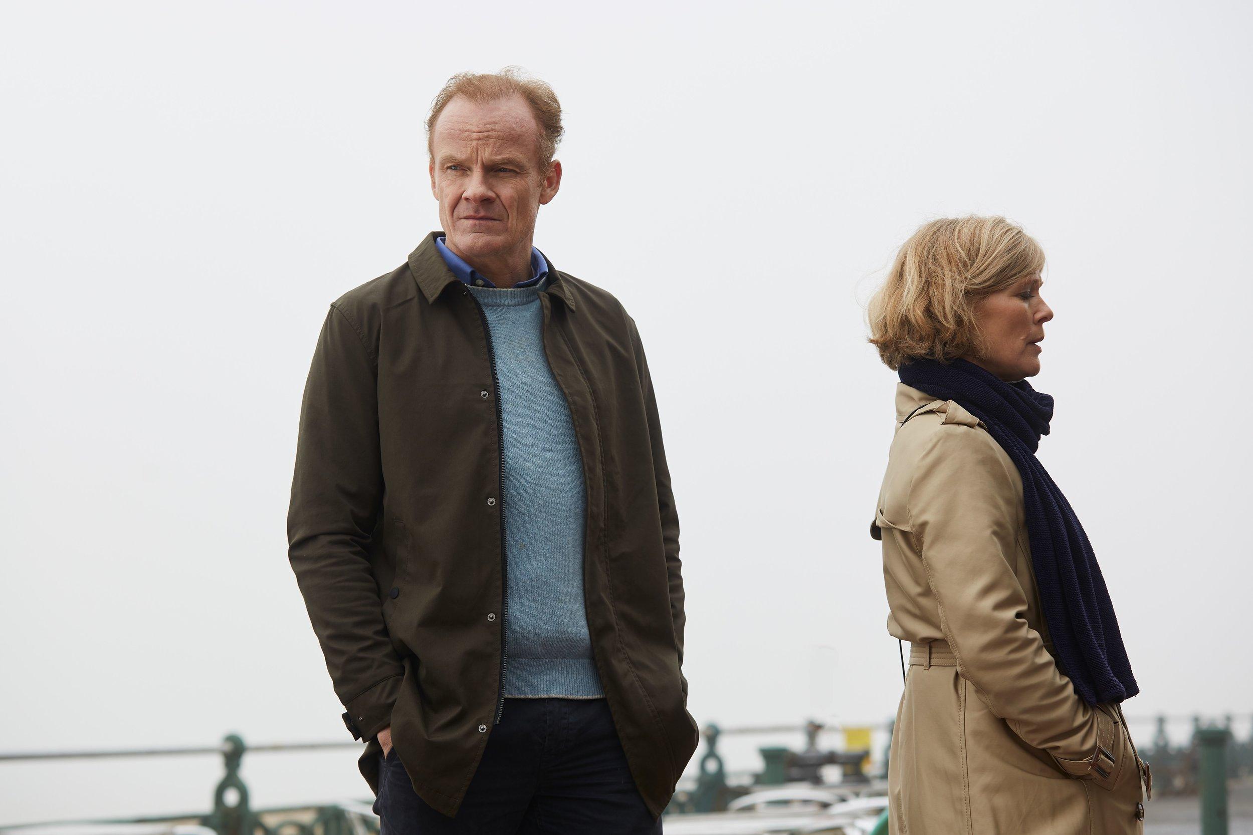 Alistair Petrie as Henry and Clare Holman as Sophie in Tom.jpg