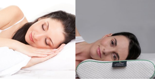 Pillowise Posture for Ideal Sleeping