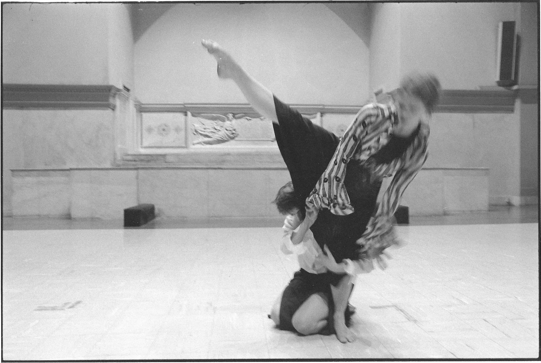 Winding Mossy Ways at Judson - 1995 Anja Hitzenberger0002.jpg
