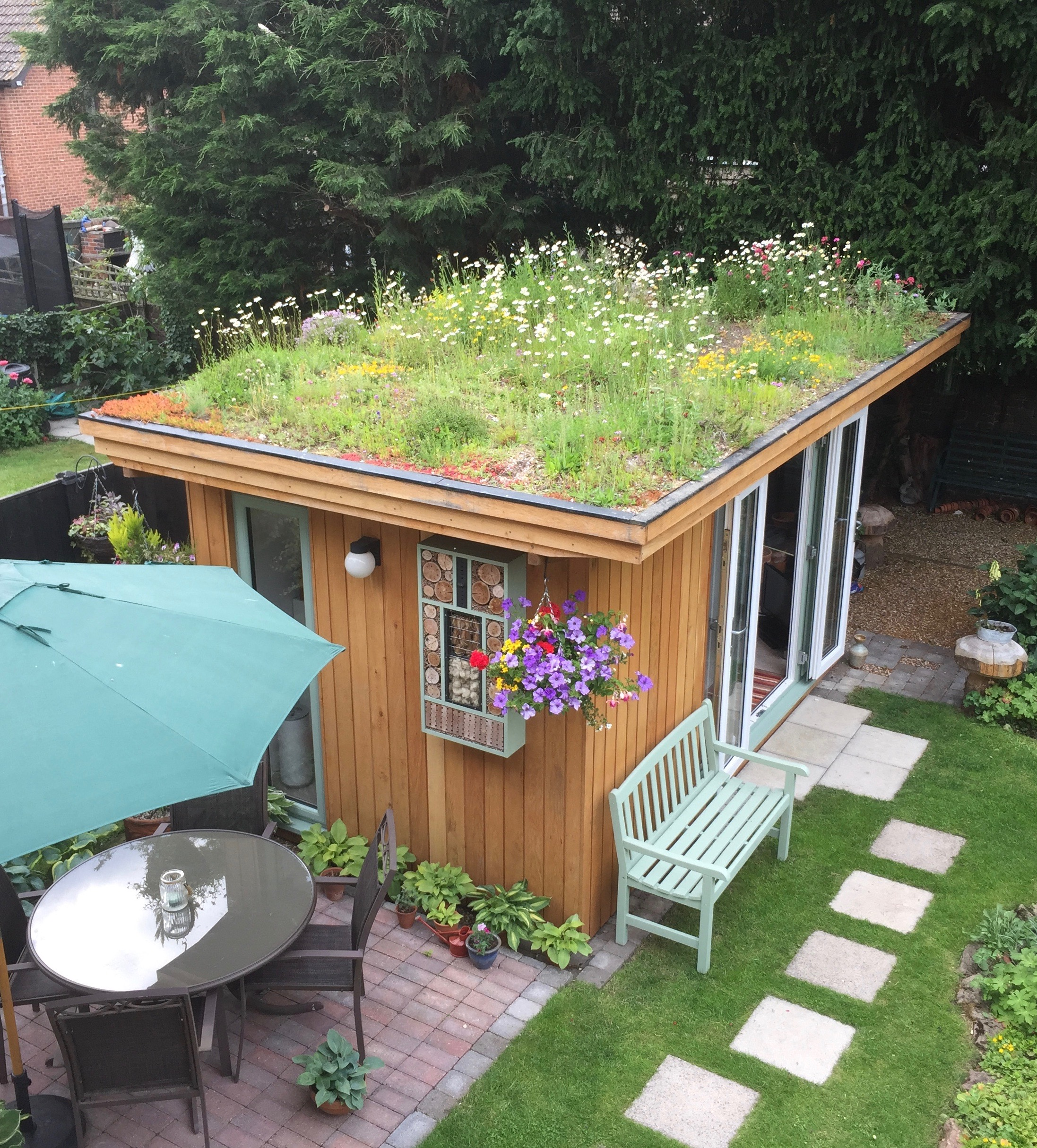 Green Roofs Grass Roof Company