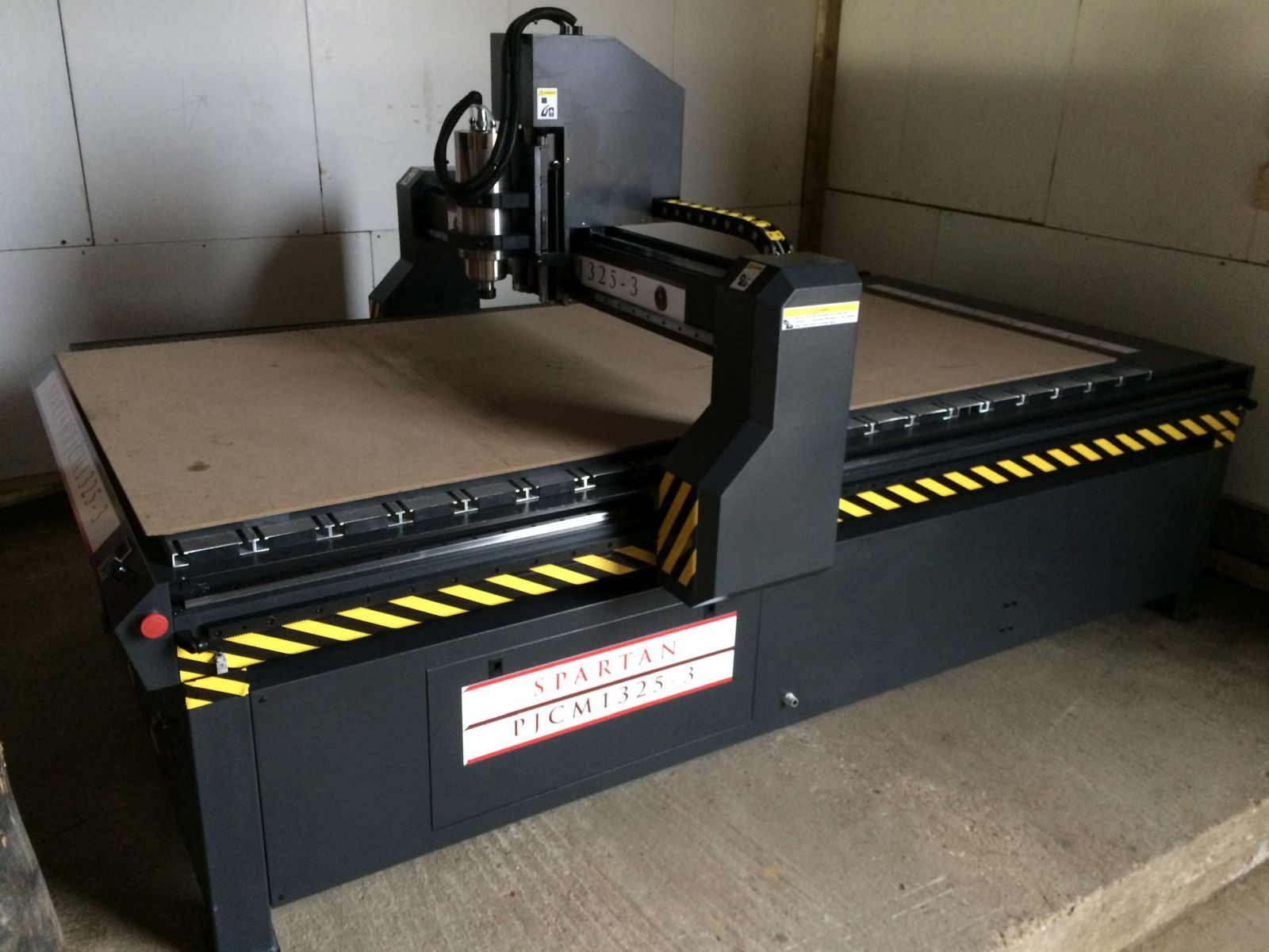 Tin Shed CNC Router