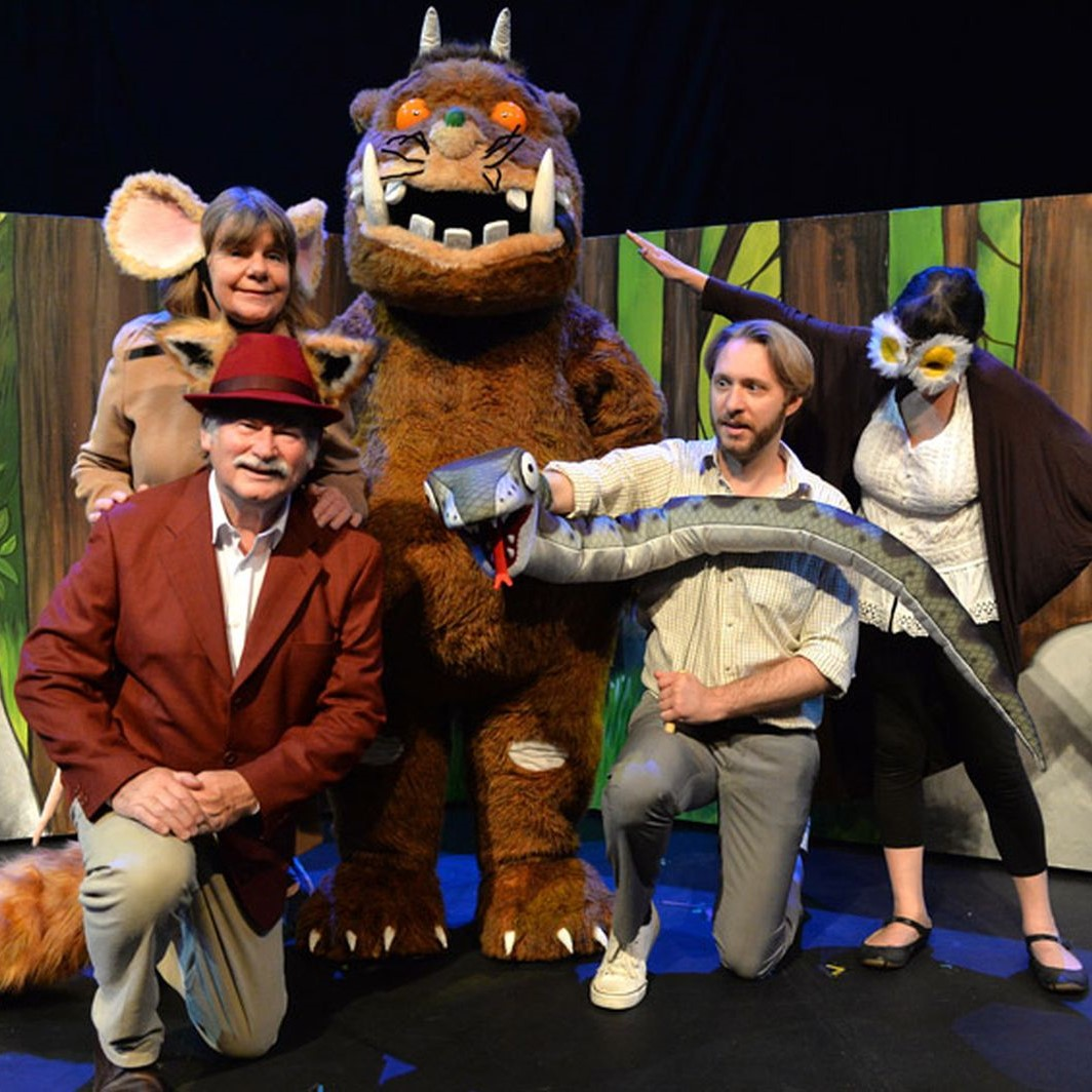 Gruffalos Ladybirds and Other Beasts with Julia Donaldson -