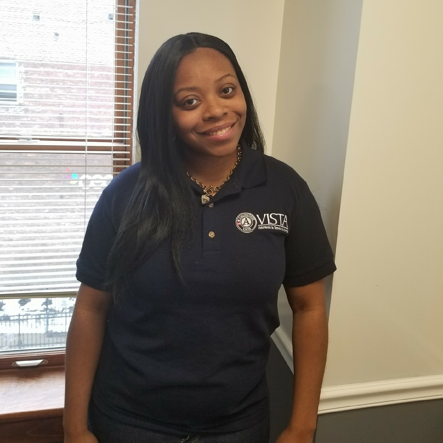 Sa'Dasia Wheeler - One Troy Communications & Engagement Specialist - AmeriCorps Vista