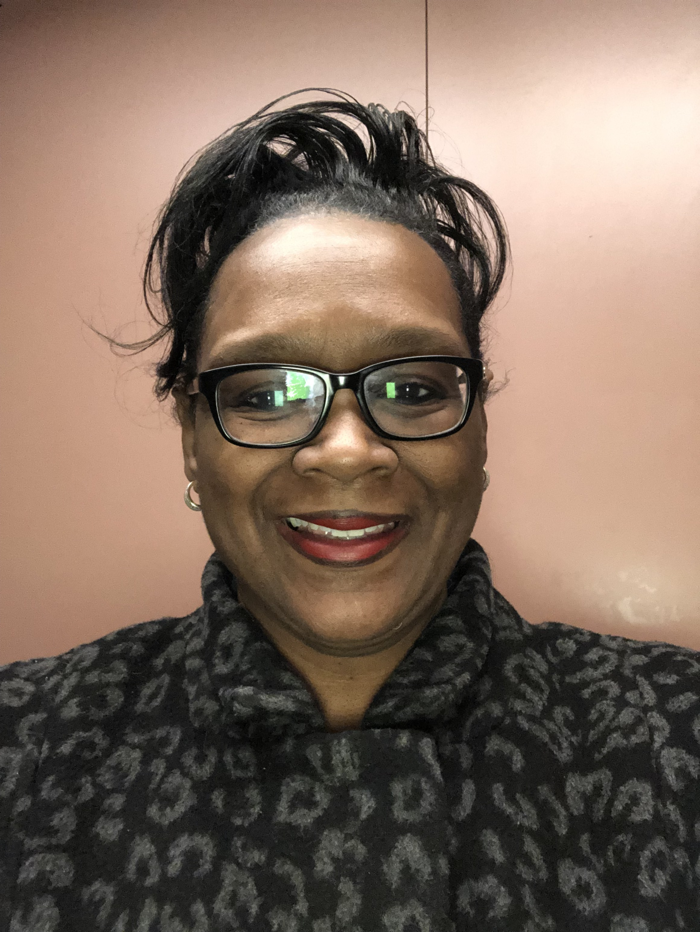 "Doretha ""Penny"" Holmes - One Troy Project Coordinator"