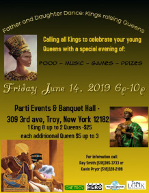 Friday, June 14 from 6pm to 10pm