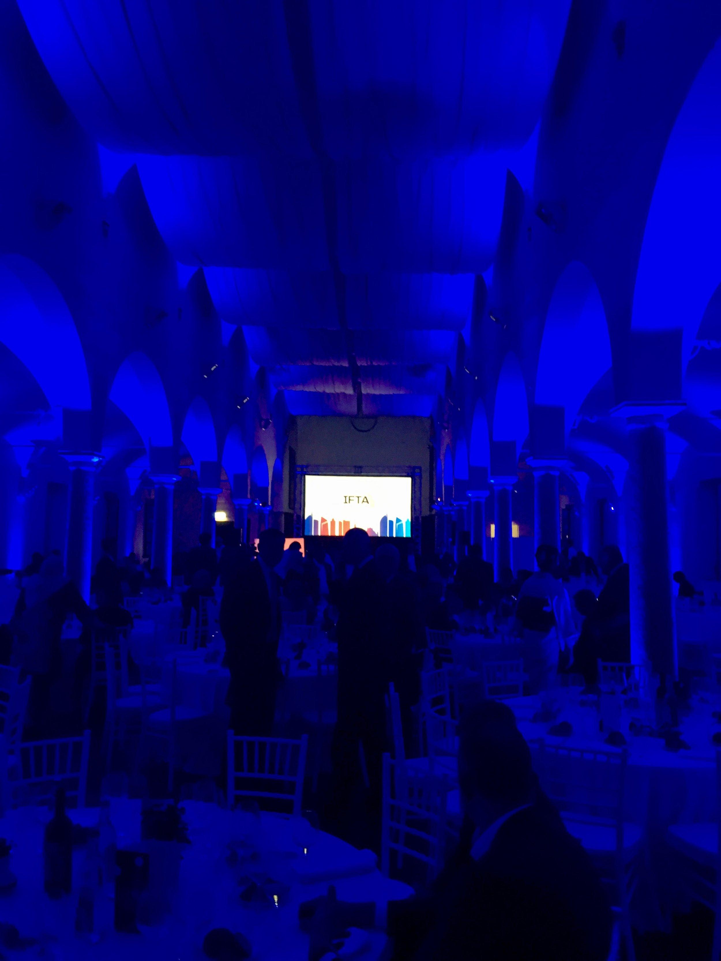 """Gala Dinner at the Museo Nazionale della Scienza e della Tecnologia """"Leonardo da Vinci"""""""