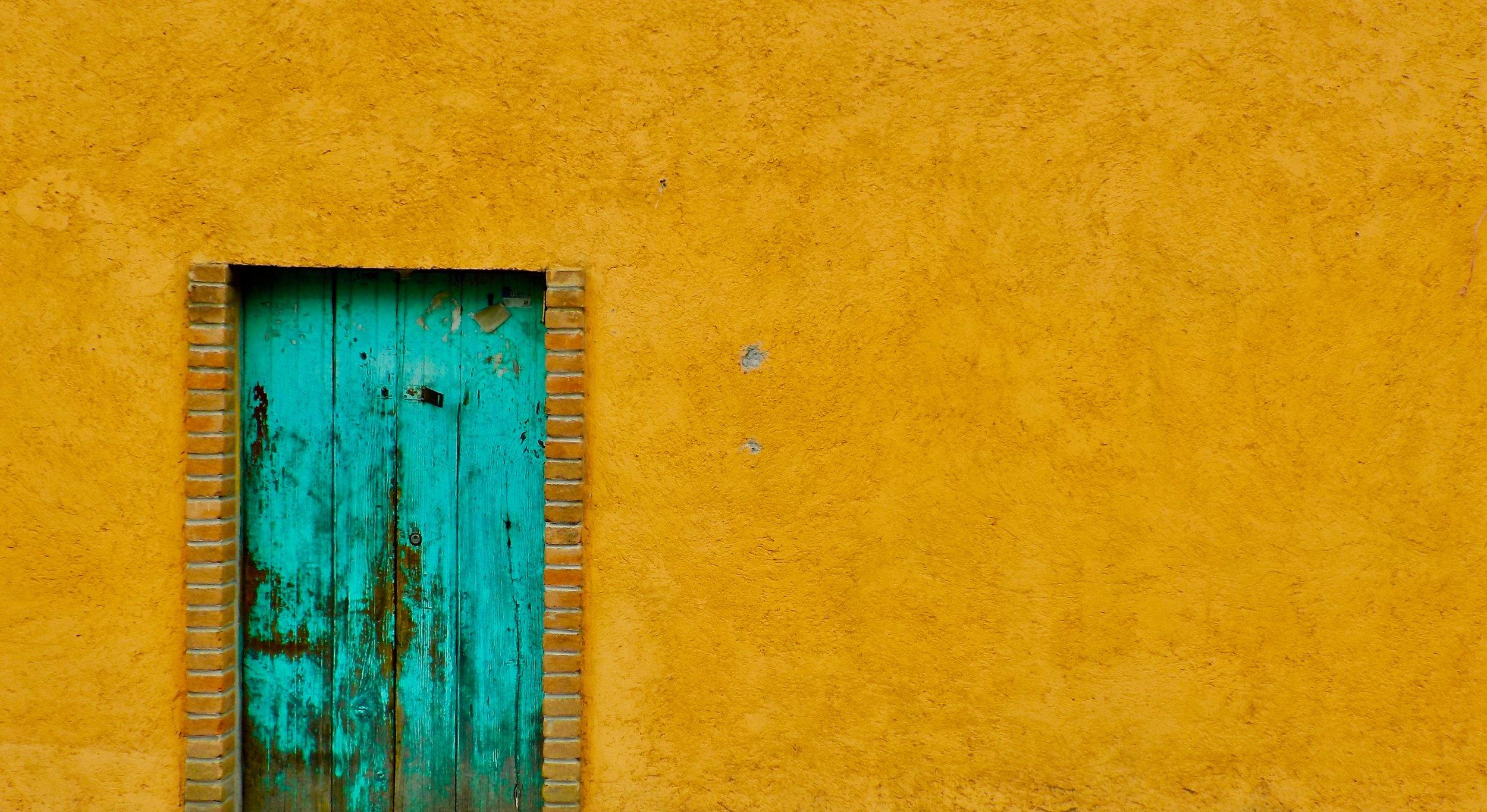 Mexico Door
