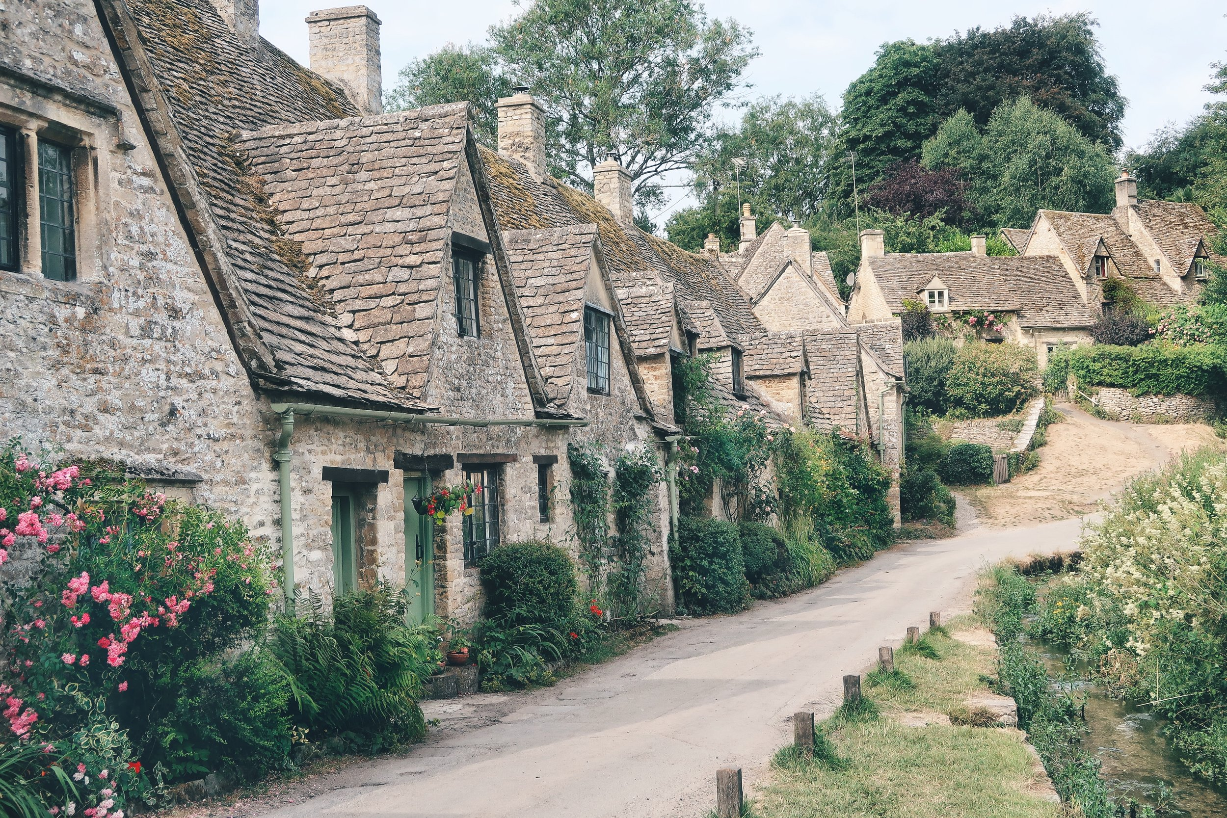 Things to do in Bibury
