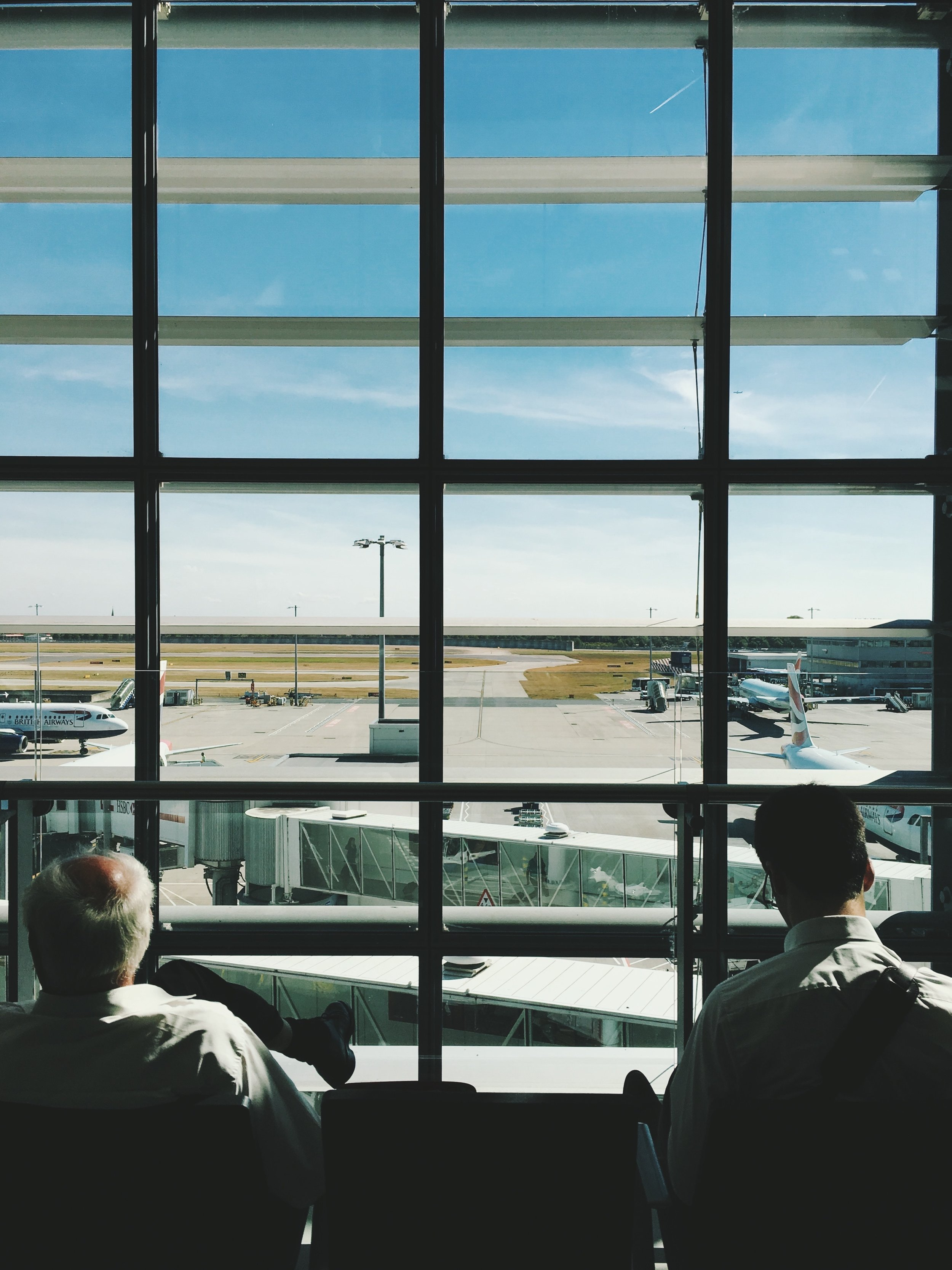 The 19 Most Annoying People You Meet at the Airport