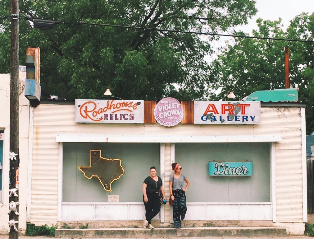We had a little extra time to explore Austin!