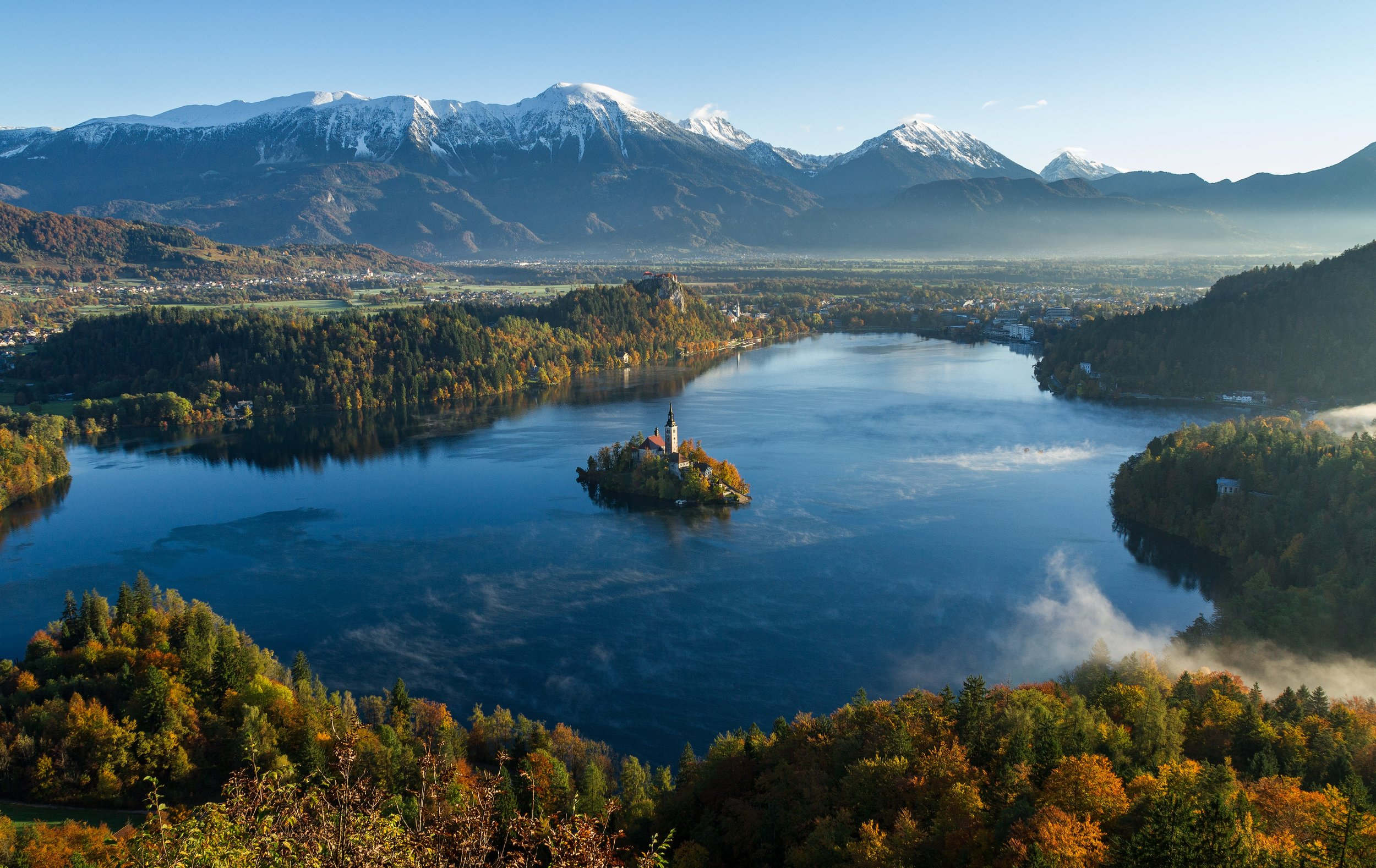 See! Look how nice Slovenia is; it's a fantastic alternative!