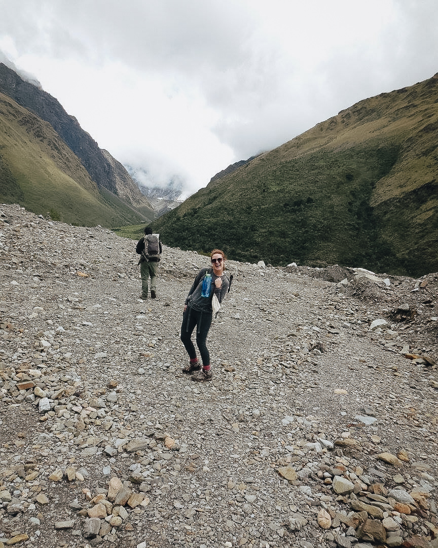 Salkantay Trek to Machu Picchu Details