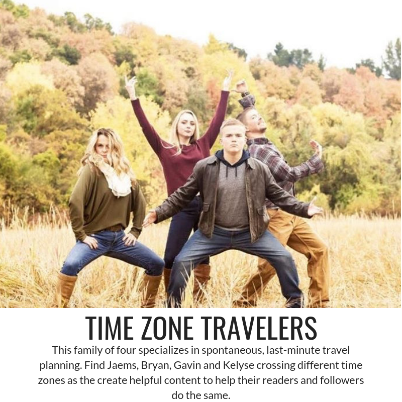 Time Zone Travelers Episode