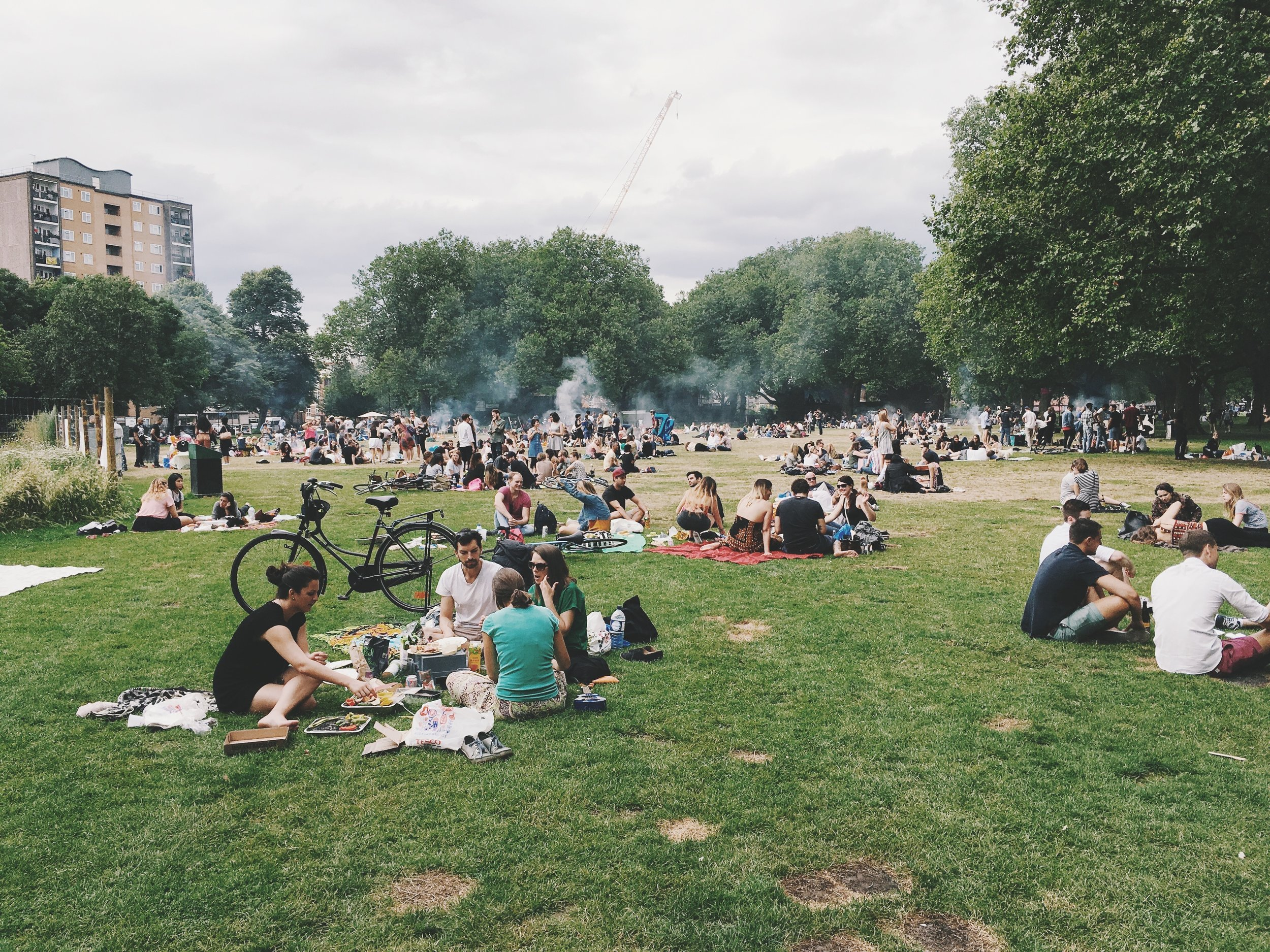 Best Parks in London