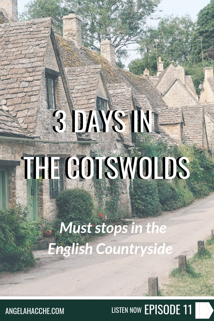How To Spend 3 Days in the Cotswolds: Must Stops in the English Countryside