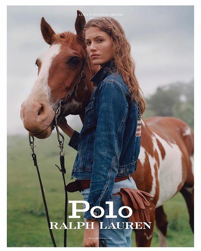 Polo Ralph Lauren Denim Fall 19 by @hillandaubrey