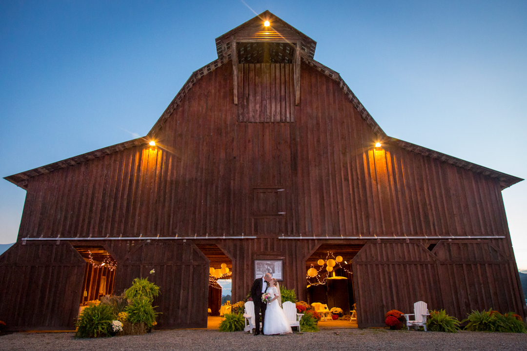 the barn where JC proposed.