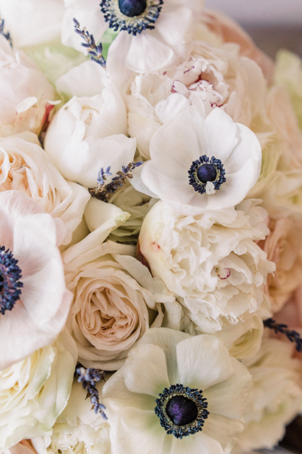 bridal bouquet with roses, peonies, anenome and lavender for Botanical Gardens Wedding in Naples Florida.png