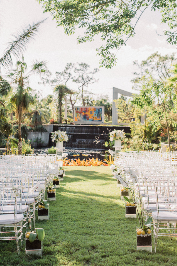 Naples Botanical Garden Wedding Ceremony with lemons and orchids in the florals.png
