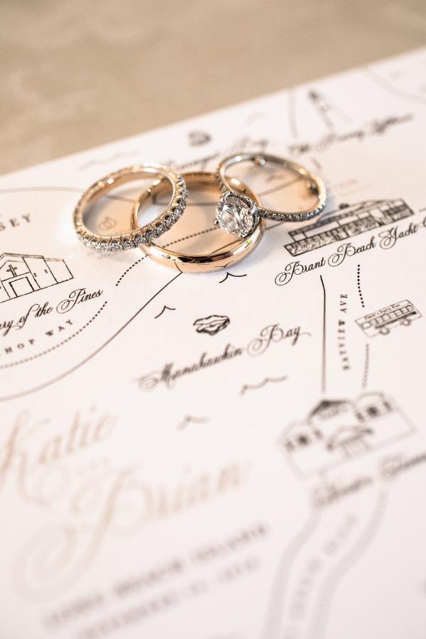 Real Wedding on Long Beach Island - Custom Wedding Map.png