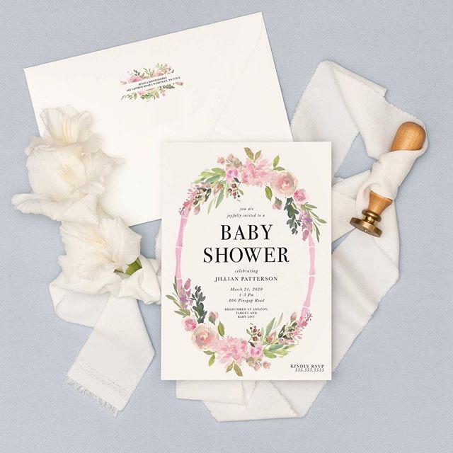 Wildly in love with the sweet details of this  baby shower invitation captured perfectly in this pic shot and styled by the incredibly talented team at @stocklovestudio ❤️❤️❤️ if you struggle with photography like me Corrie and Jennie will make all your dreams come true!!