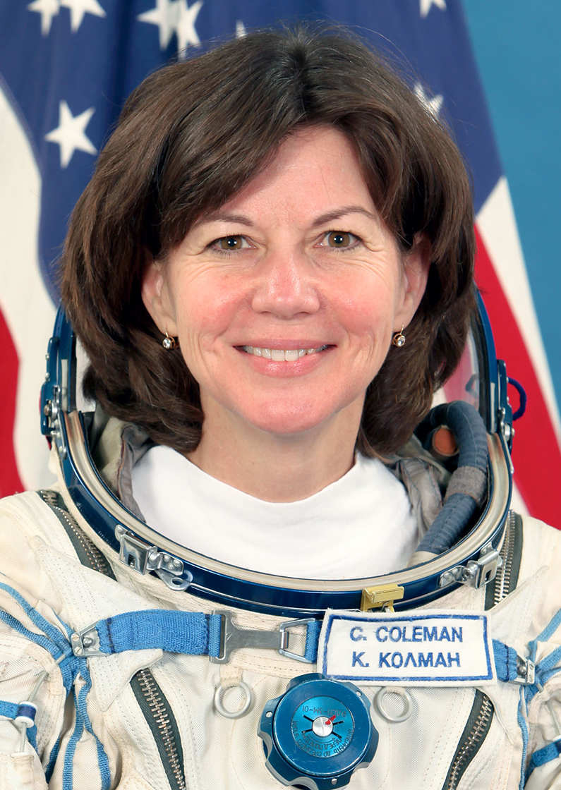 Cady Coleman: Chemist, Astronaut  (Image credit: NASA)  View her Science Briefing