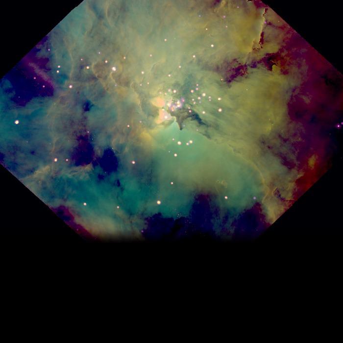 Nikhil S. (Chandra & Hubble)