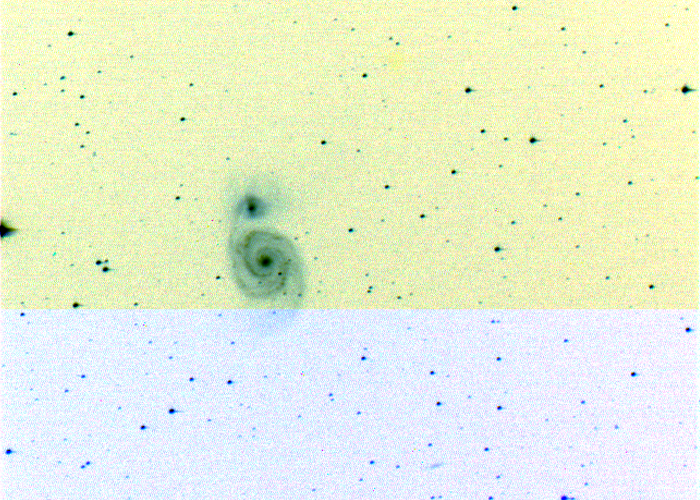Claire C. - Claire's Whirlpool Galaxy