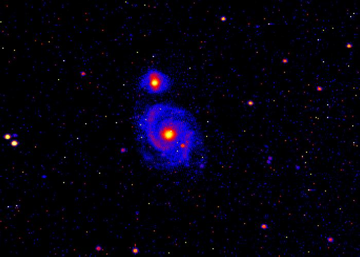 Mooneesah A. - Mooneesah's Whirlpool Galaxy