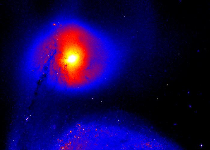Deemanth R. - Deemanth's Whirlpool Galaxy