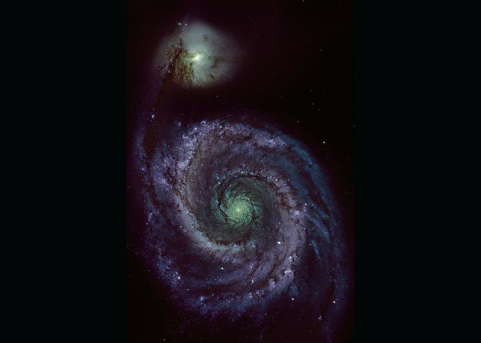 Leonardo C. - Hubble's Eyepiece #1