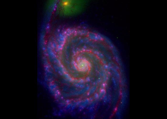 Niclaus A. - Through The Whirlpool Galaxy