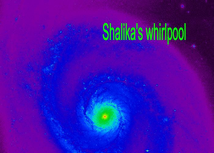 Shalika B. - Shalika's Whirlpool