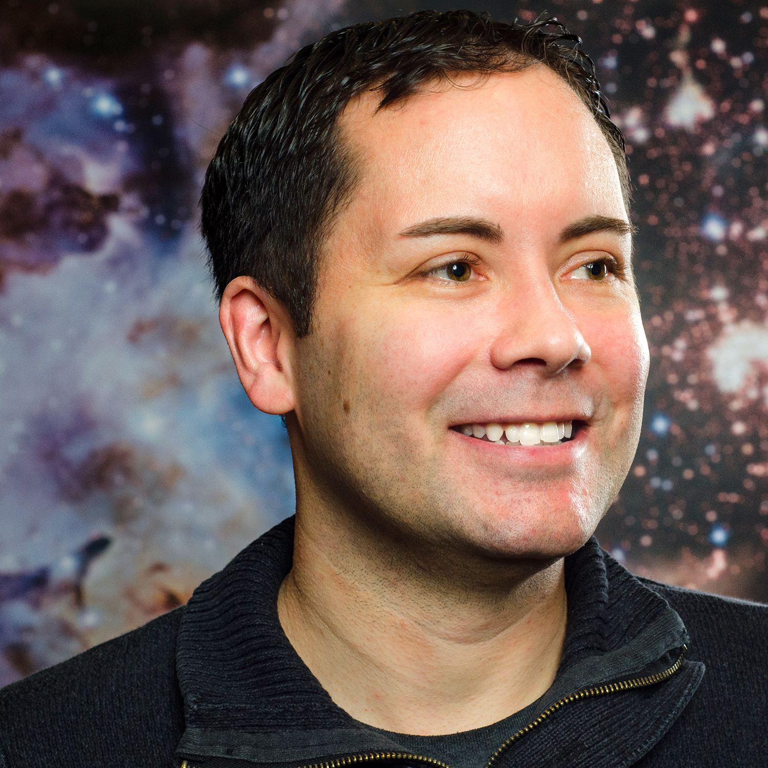 Dr. Brandon Lawton - Dr. Brandon Lawton is an astronomer in the Office of Public Outreach at the Space Telescope Science Institute (STScI). He got his PhD in astronomy at New Mexico State University in 2008, studying mysterious dust signatures in other galaxies. This was followed by a postdoctoral position at STScI where he used Spitzer Space Telescope data to explore star formation in our neighboring galaxies, the Magellanic Clouds. Dr. Lawton has been a member of the Office of Public Outreach since 2011 where he works with the Hubble, JWST, and WFIRST outreach and communications teams, as well as with the broader NASA science education community, to deliver accurate cutting-edge science content to students, educators, and the general public.