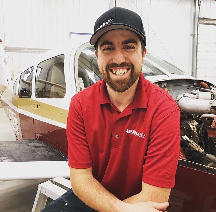 Colin Thorburn - President & Director of MaintenancEColin is a fully licensed,11-year Aircraft Maintenance Engineer who holds his M1 and M2 licenses. Having worked on a variety of single and twin engine aircraft, helicopters, and transport category jets, Colin holds a wide range of experience. With an impeccable safety record in the aviation industry as an engineer and as an aircraft fleet manager, you can trust Colin to fully maintain your aircraft at the highest standards.
