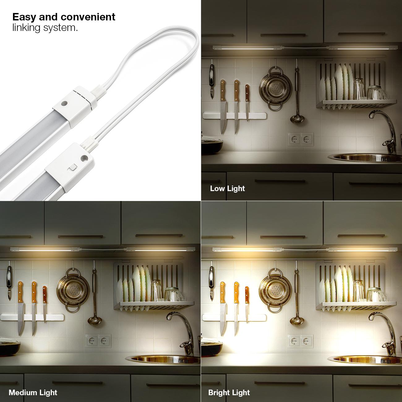 Led Concepts Under Cabinet Light Bar 3