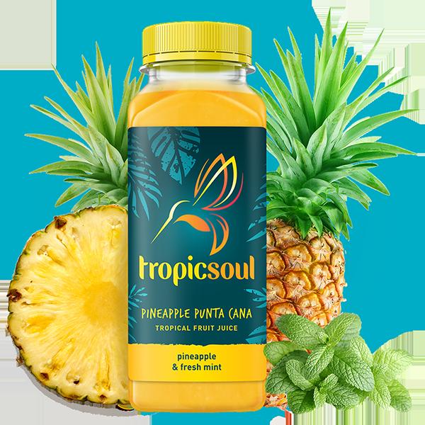 Pineapple Punta Cana - Pineapple & fresh mint