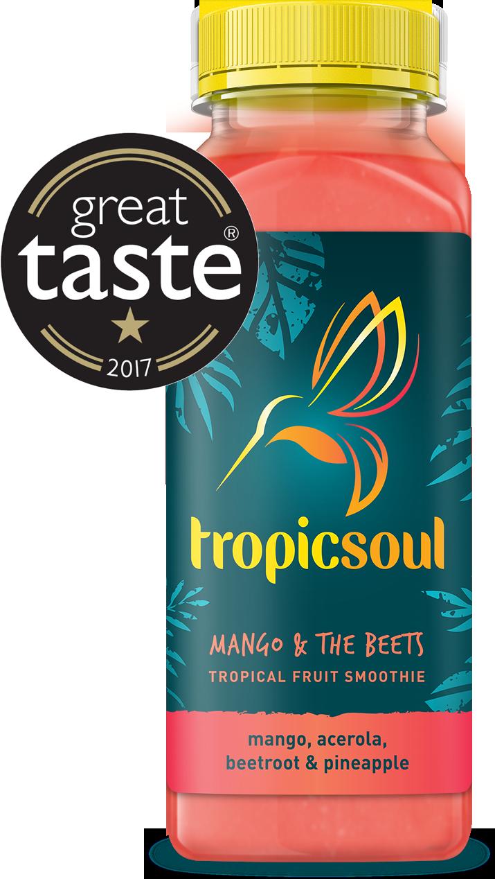Mango & The Beets Great Taste Award 2017
