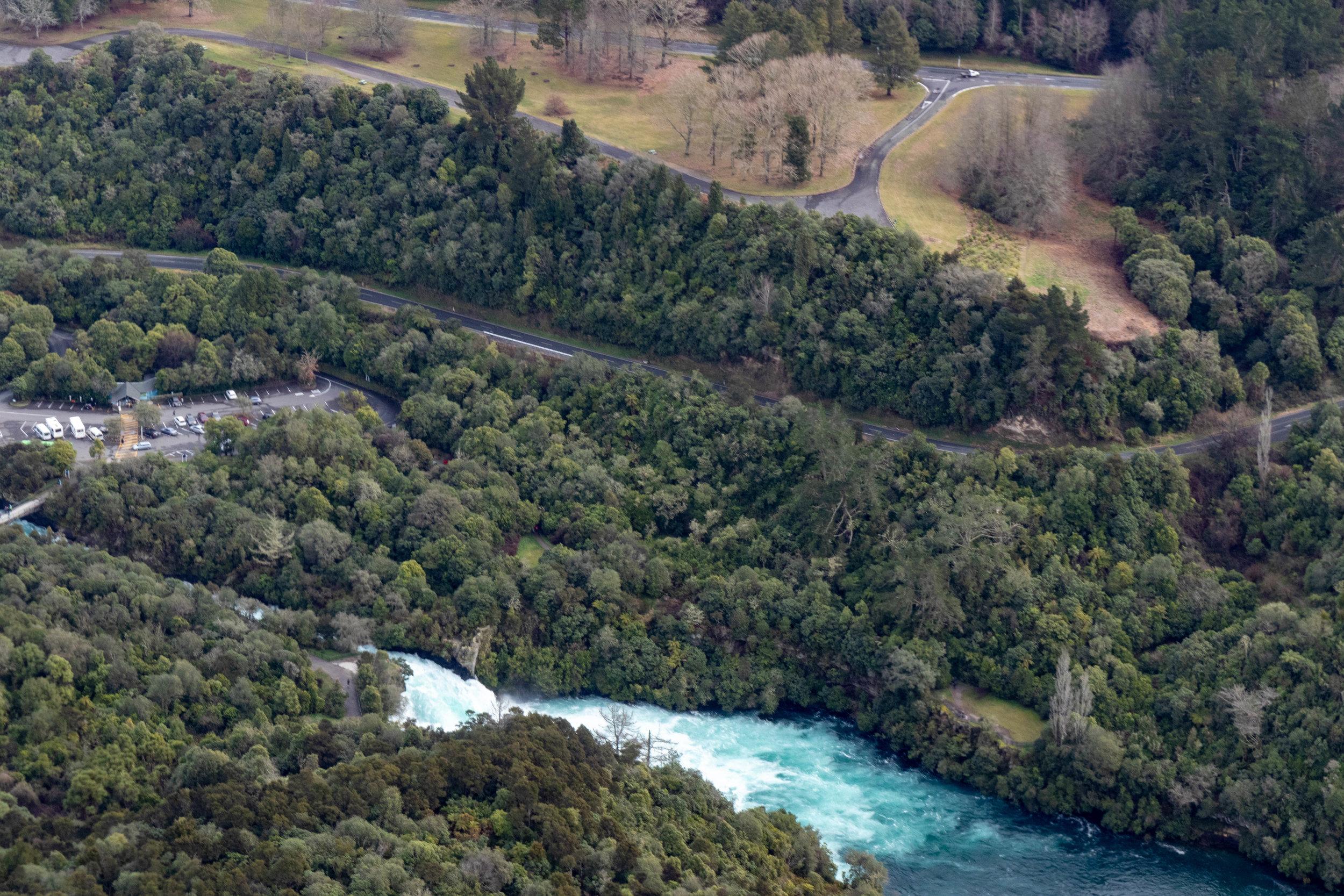 Hucka Falls