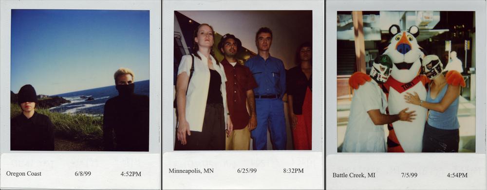 Ned&ShivaProductions, Polaroids , 1999