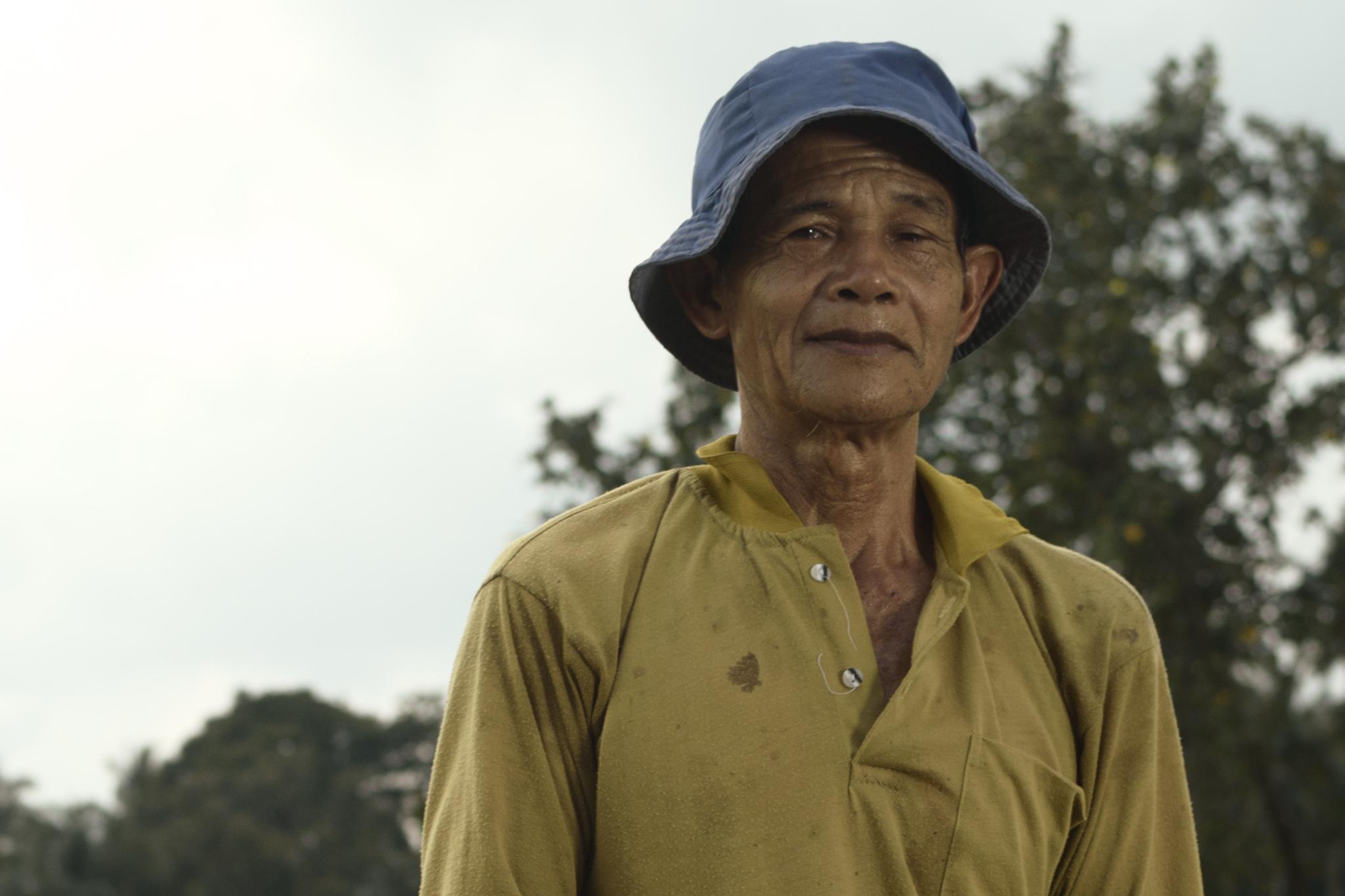 Rice farmer, Tabanan, Bali