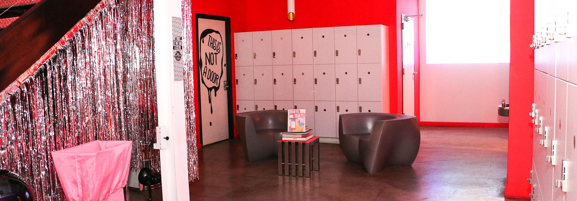 Space rental Lounge 33 st