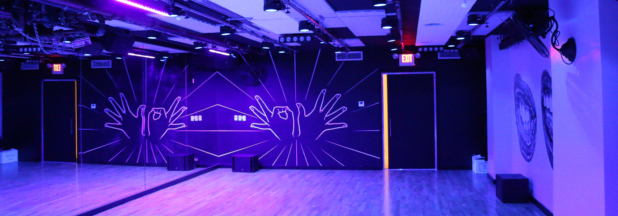 305 Fitness rent workout studio space