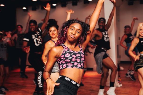305 Fitness Instructor Naimah