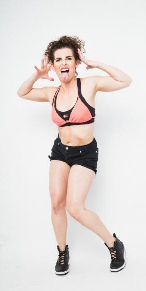 305 Fitness HBIC Sadie