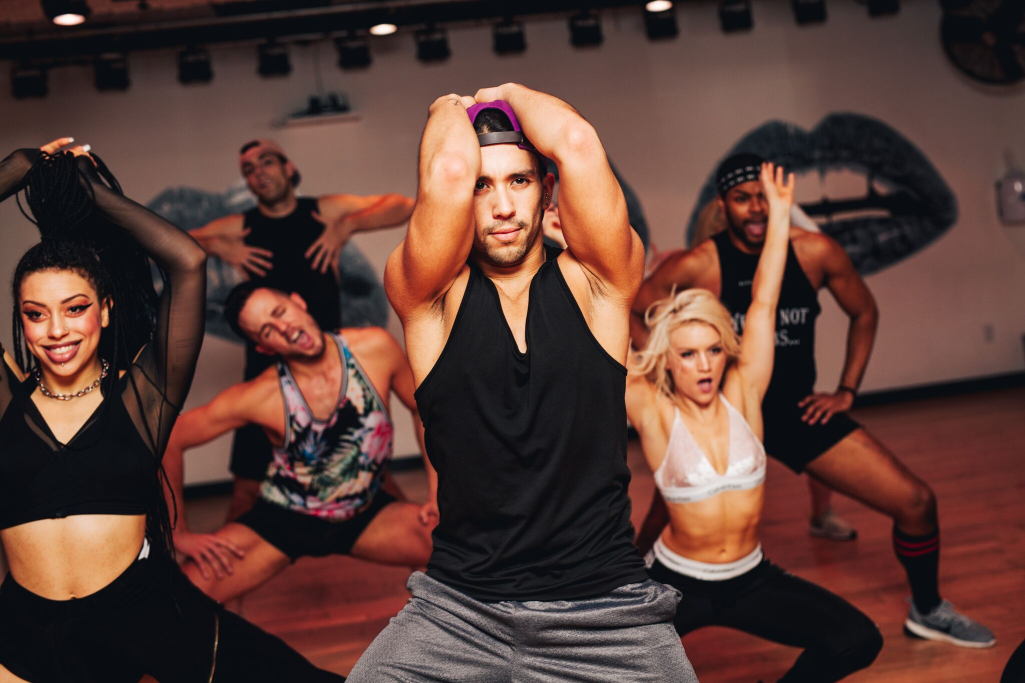 305 Fitness Fun Dance Cardio Workout Chris