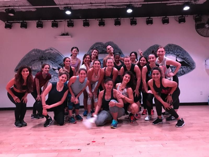 305 Fitness Junkie Amara with Class