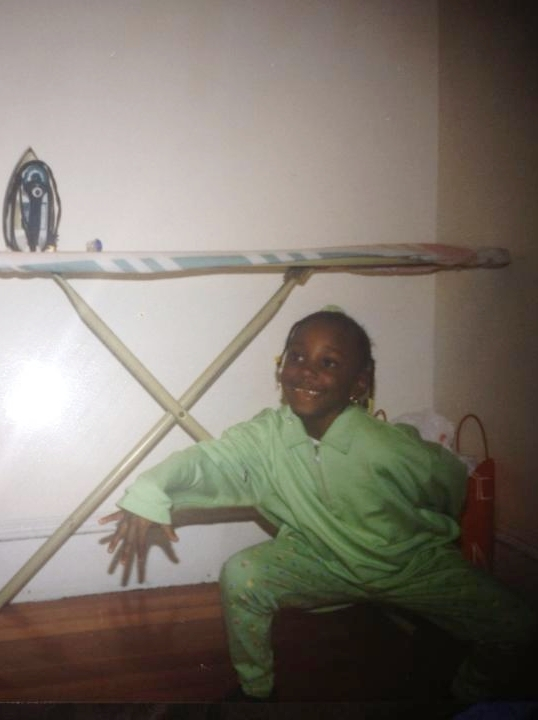 305 Fitness Instructor Candace Baby Pic