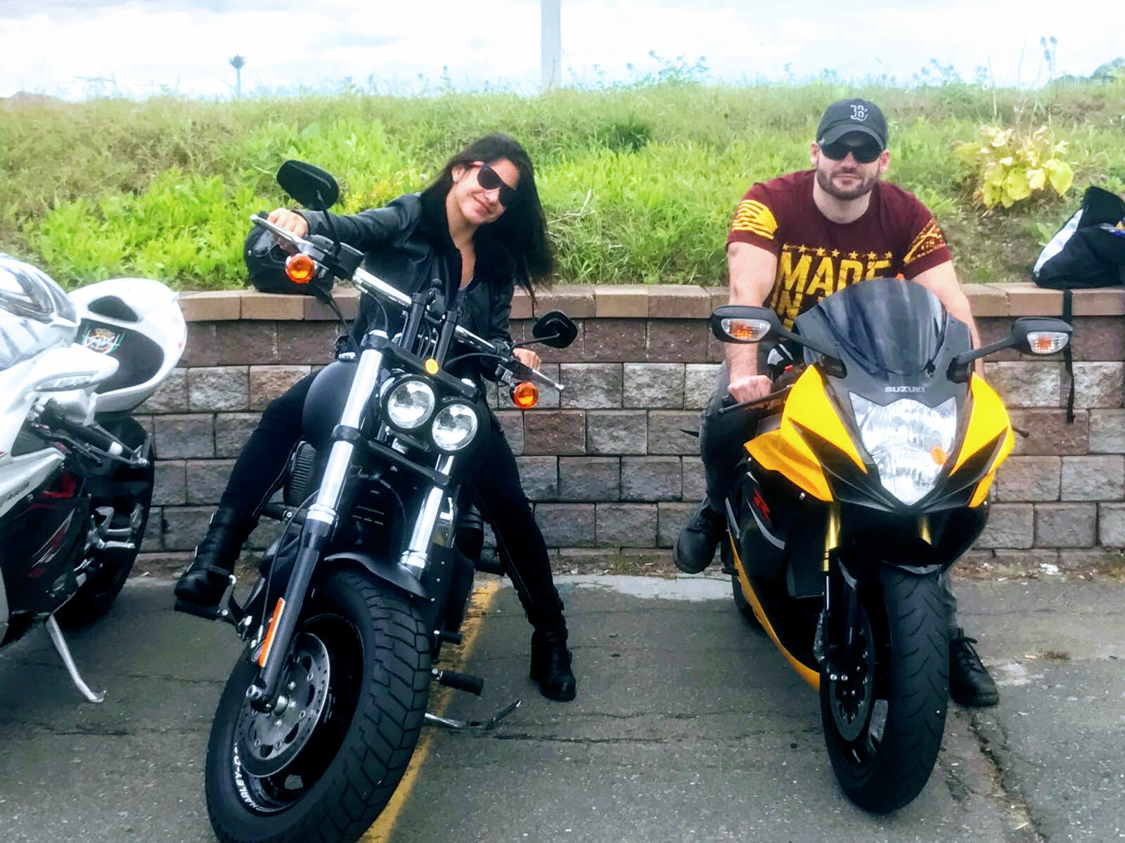 305 Instructor Diana and Partner Derek