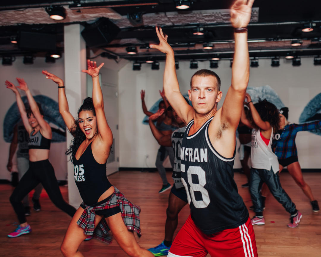 305 Fitness Instructor Kayln & Bobby Choreo